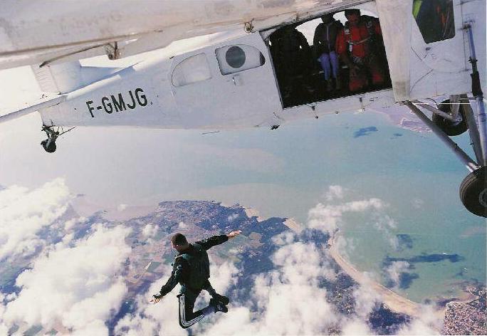 parachutisme ferte gaucher